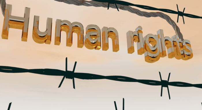 No Human Rights Here