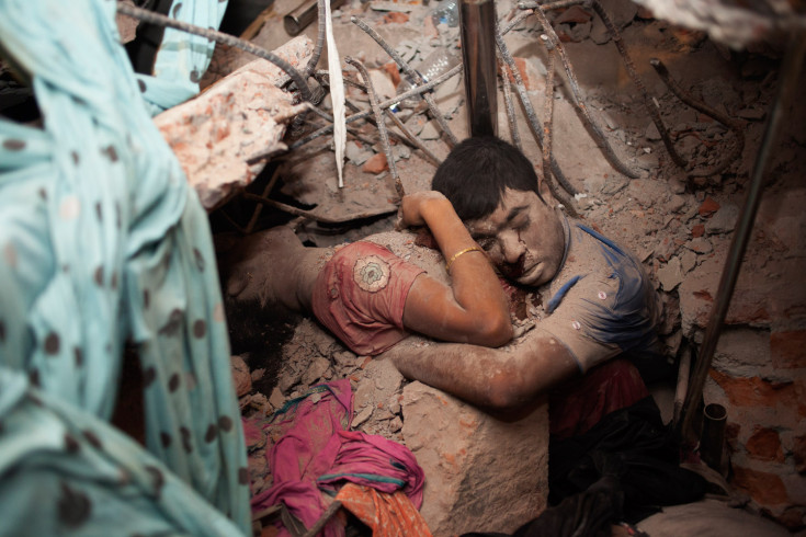 Rana Plaza Love Tragedy