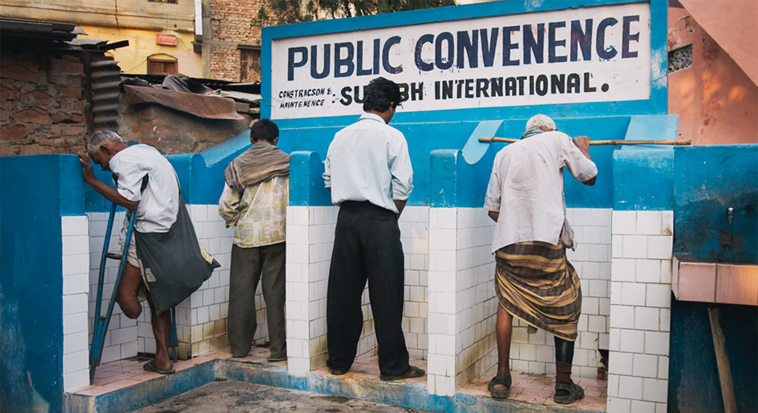 Public Toilet and the Women
