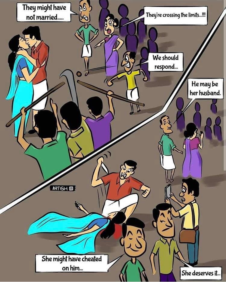 Unethical Society Picture